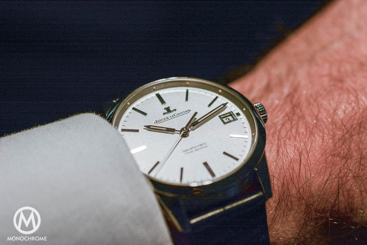 Hands On With The New Jaeger Lecoultre Geophysic True
