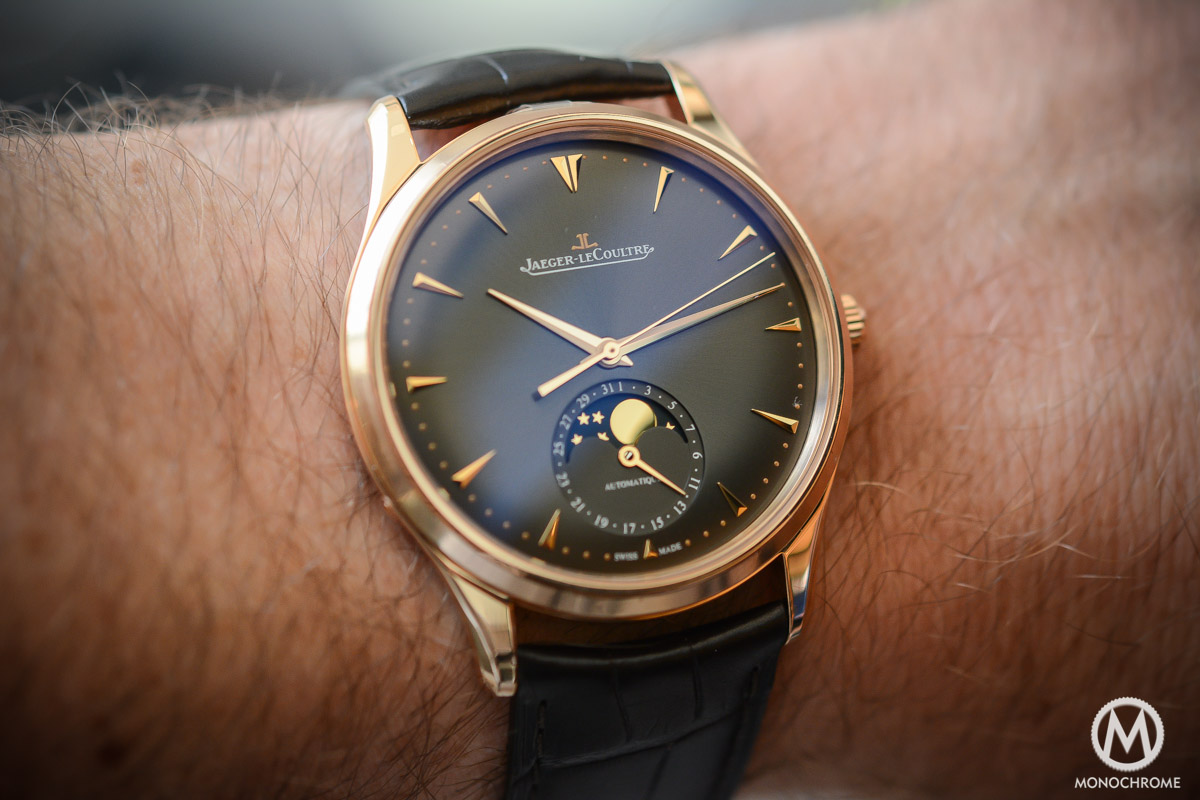 Hands-on with the Jaeger-LeCoultre Master Ultra Thin Moon ...