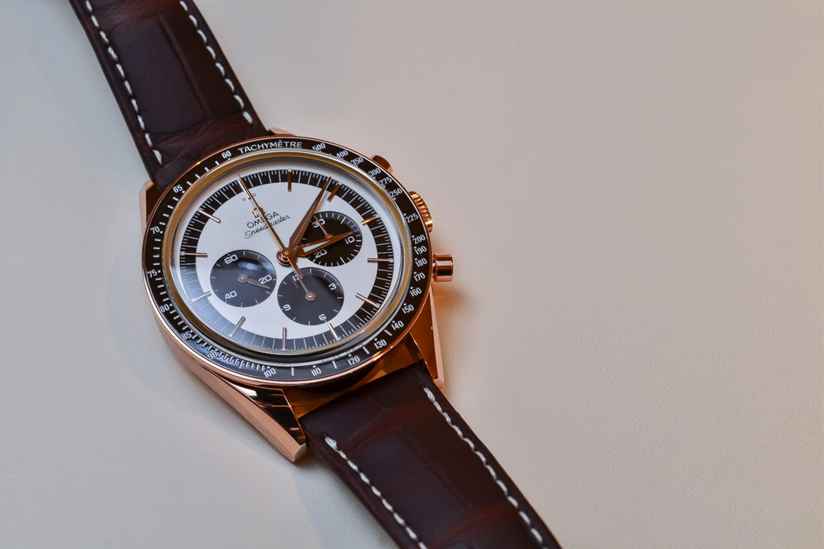 Omega Celebrates Its Dedication To Space With A Visit To Nasa