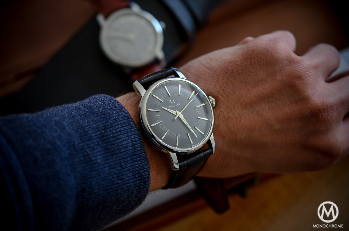 Give Away Win An Ophion Oph 960 Wrist Watch Monochrome