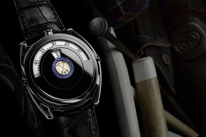 De Bethune DB27 D Polo Edition Cover
