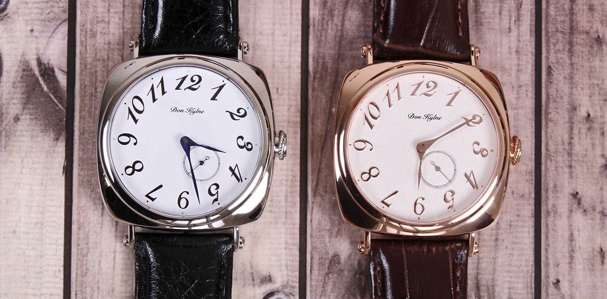 Introducing the don kylne co watch an elegant watch under 300 bucks monochrome watches for Watches under 300