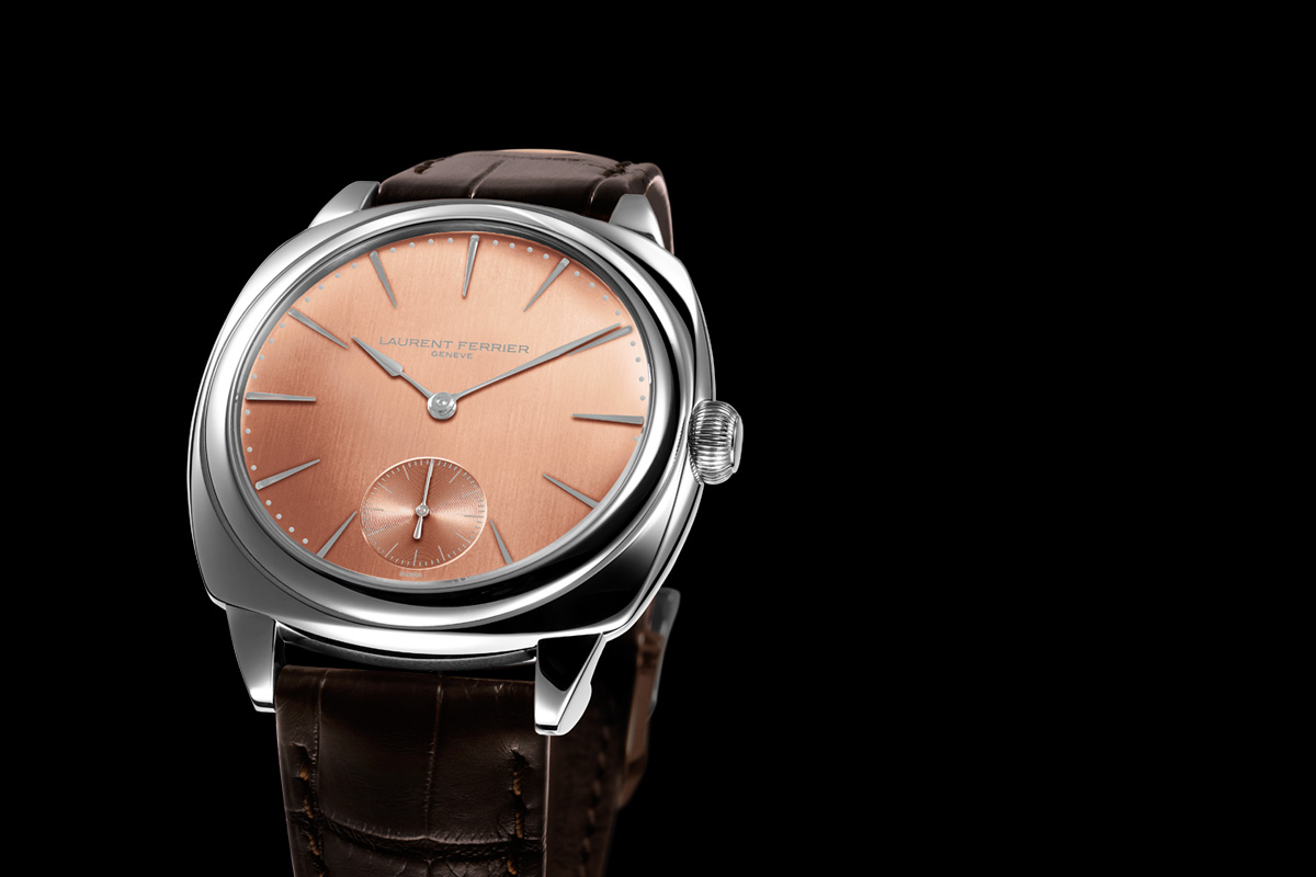 Laurent Ferrier Galet Square Autumn - cover