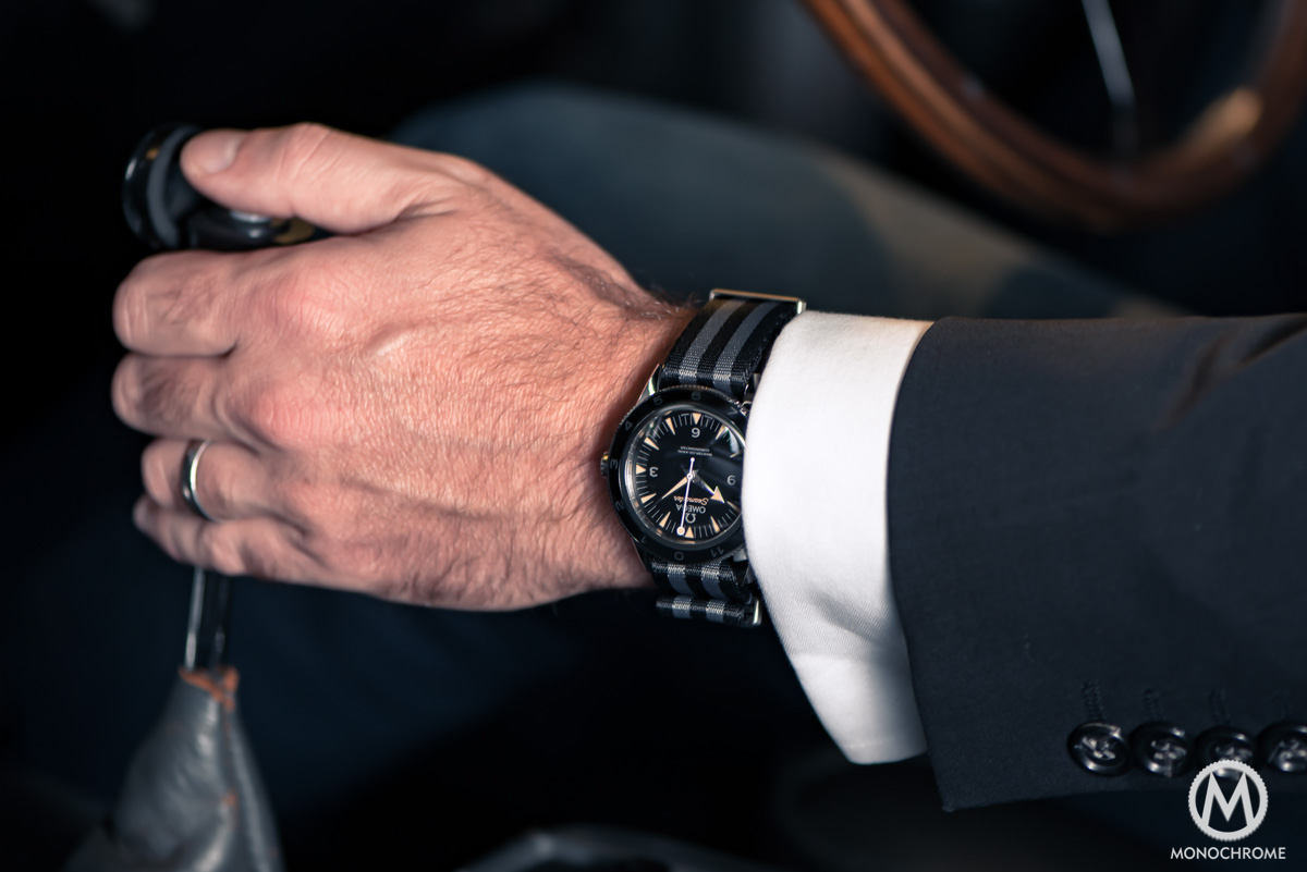 Omega Seamaster 300 SPECTRE 007 James Bond Limited Edition - in the ...