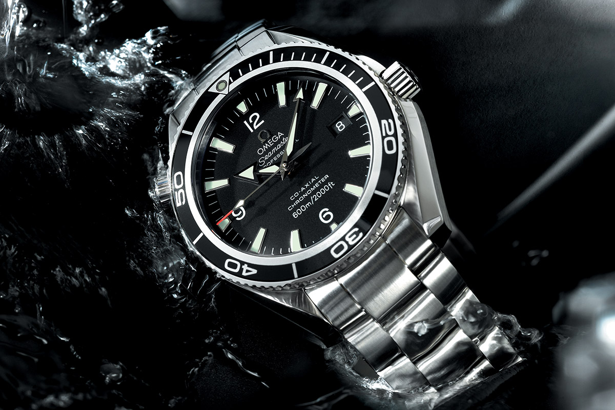 Omega Seamaster - Quantum of Solace James Bond 007 - 2008