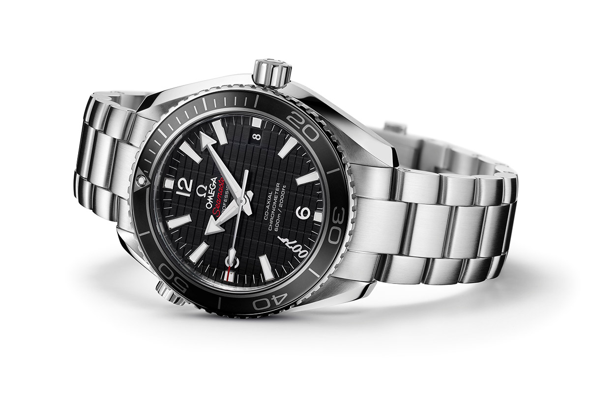 Omega Seamaster and James Bond 007 - A 20-year love story ...