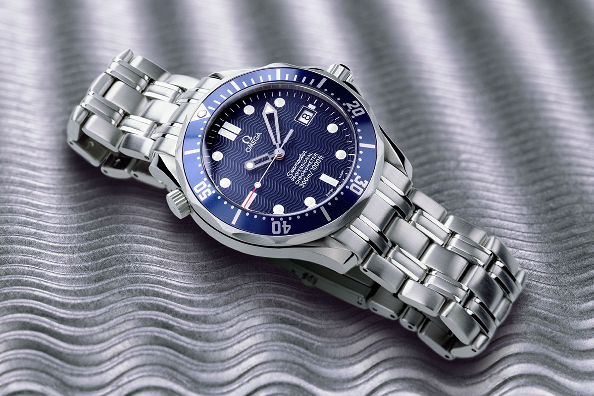 Omega Seamaster - The World is Not Enough James Bond 007 - 1999