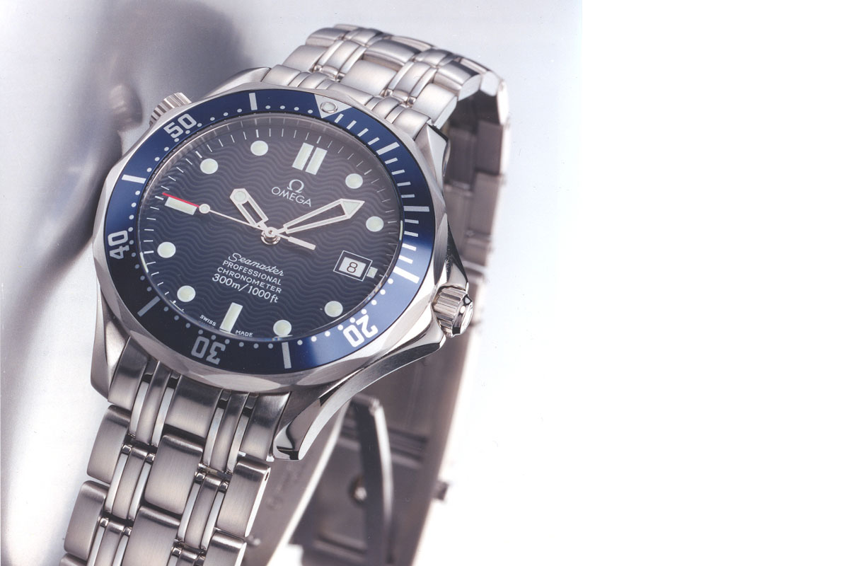 763a0871ff3 Omega Seamaster - Tomorrow Never Dies James Bond 007 - 1997