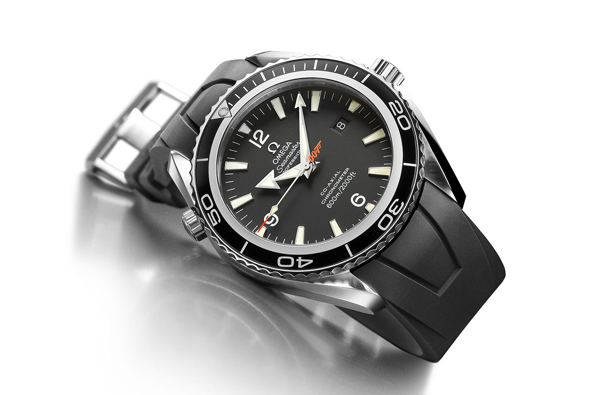 Omega Seamaster - limited edition - Casino Royale James Bond 007 - 2006