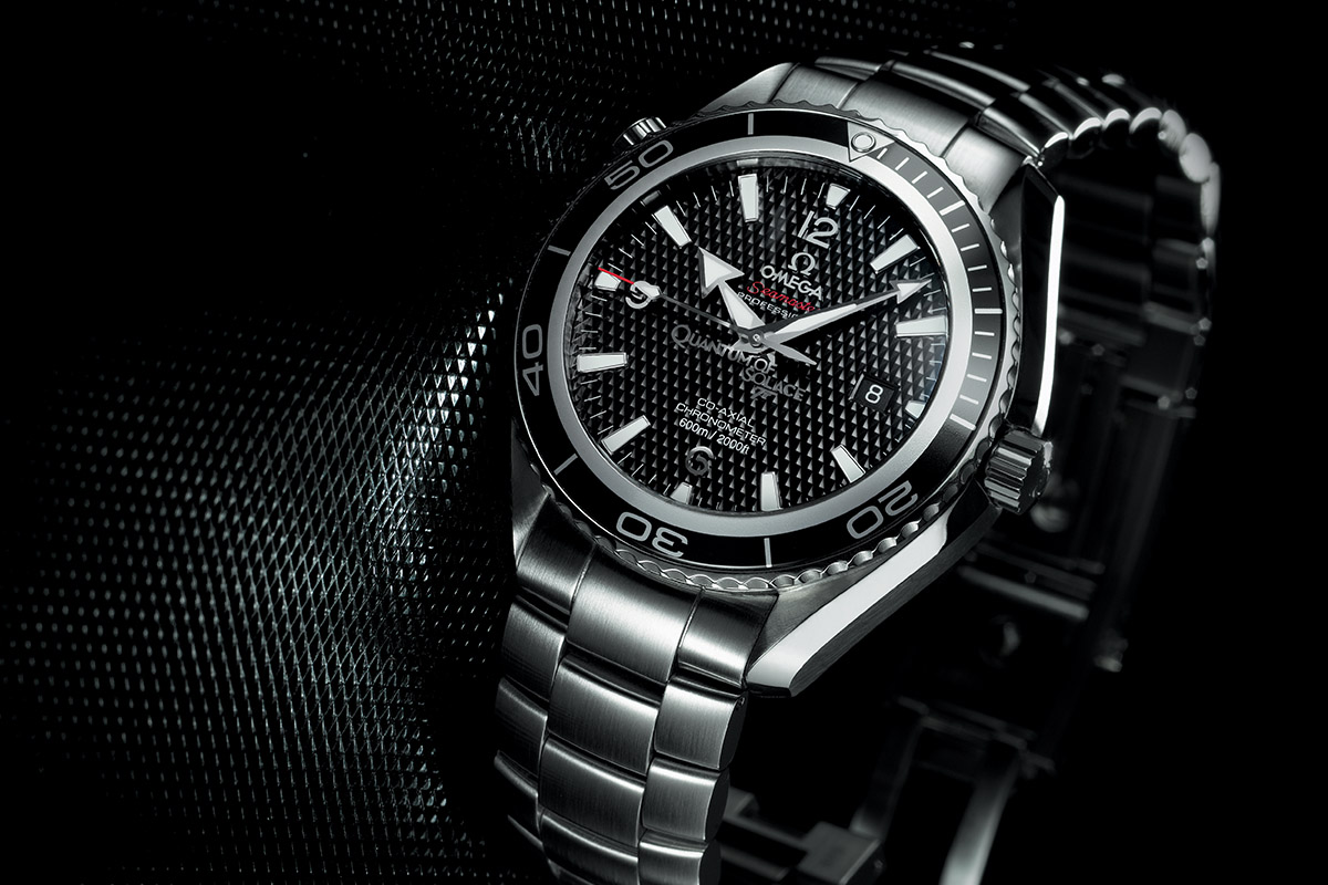 Omega Seamaster - limited edition - Quantum of Solace James Bond 007 - 2008