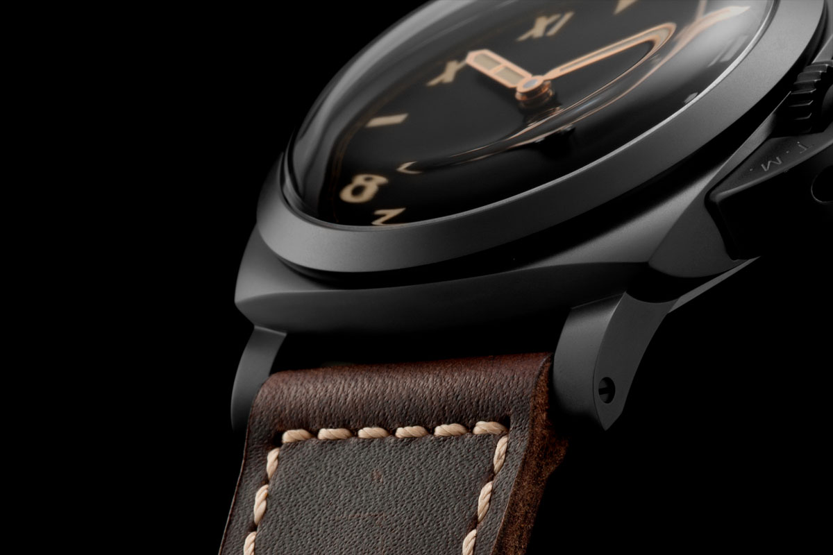Panerai Luminor 1950 3 Days Titanio DLC PAM00617 - PAM00629