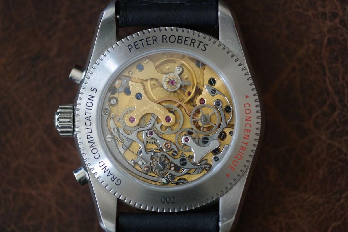 Peter Roberts Concentrique Grand Complication 5