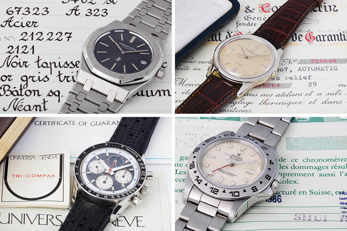 Phillips Geneva Watch Auction 2 - 10 accessible watches