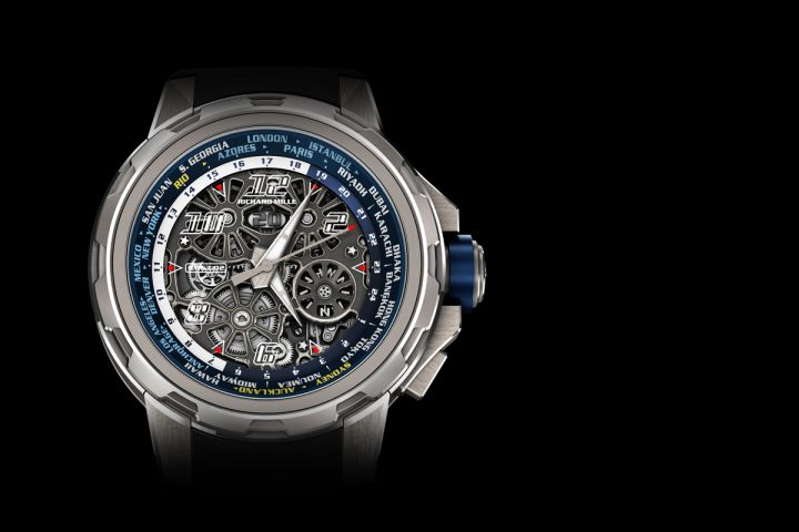 Richard Mille RM 63-02 World Timer Automatic