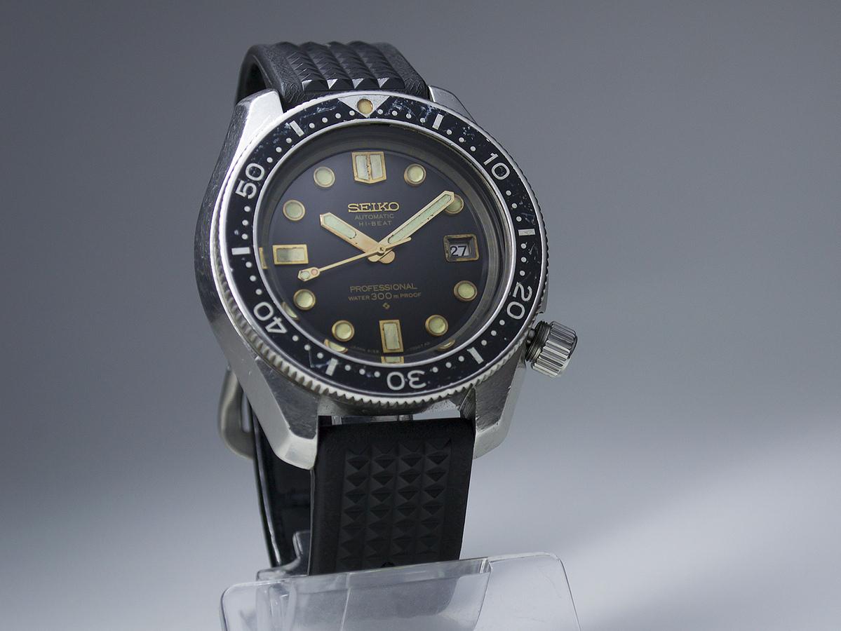The history of the seiko tuna the deep sea fish monochrome watches - Seiko dive watch history ...
