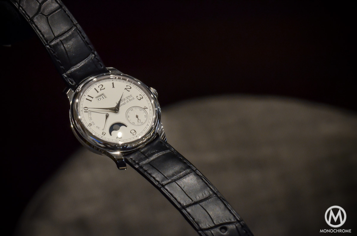 F.P. Journe Octa Automatique Lune
