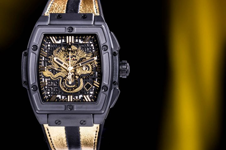 Hublot Spirit of Big Bang for Bruce Lee Chronograph
