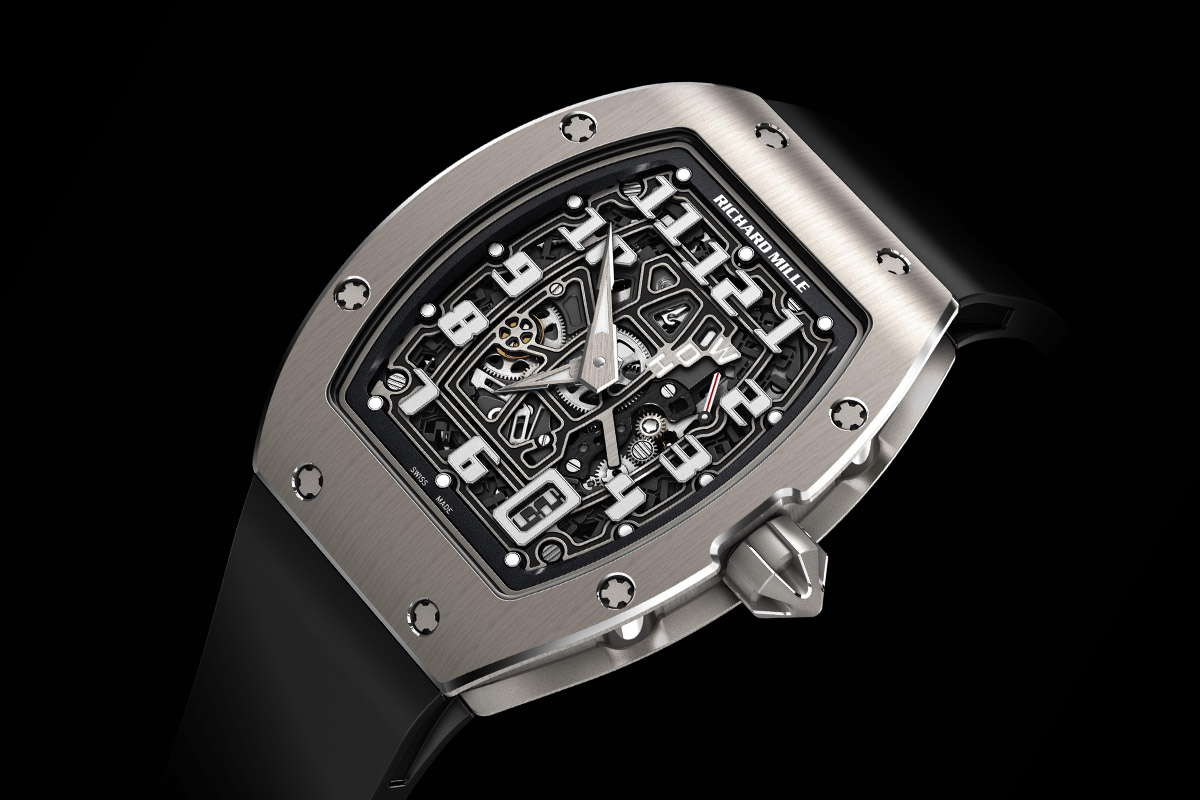 Richard Mille RM 67-01 Automatic Extra Flat - 2