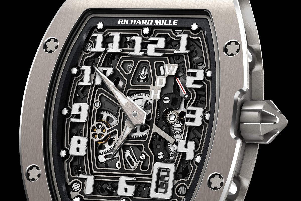 Richard Mille RM 67-01 Automatic Extra Flat - 3