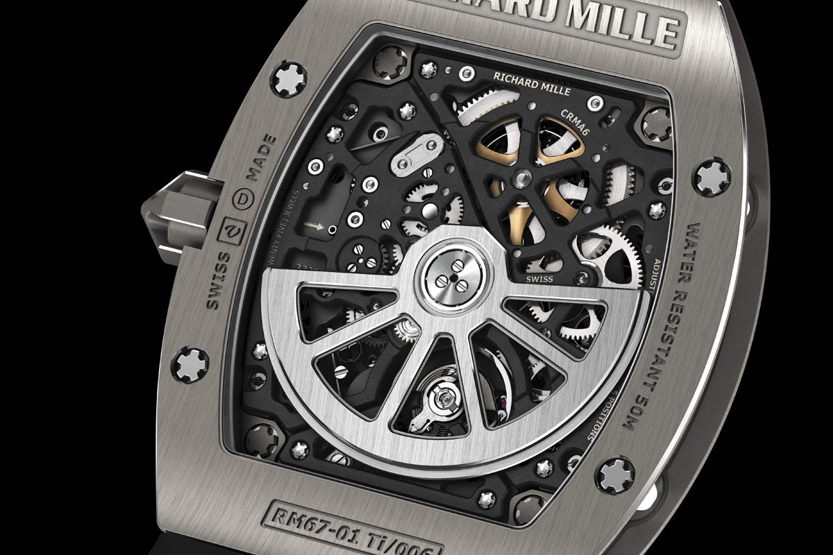 Richard Mille RM 67-01 Automatic Extra Flat - 4