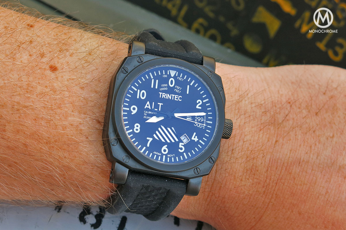 wound watches the worn altimeter introducing altitude propilot oris