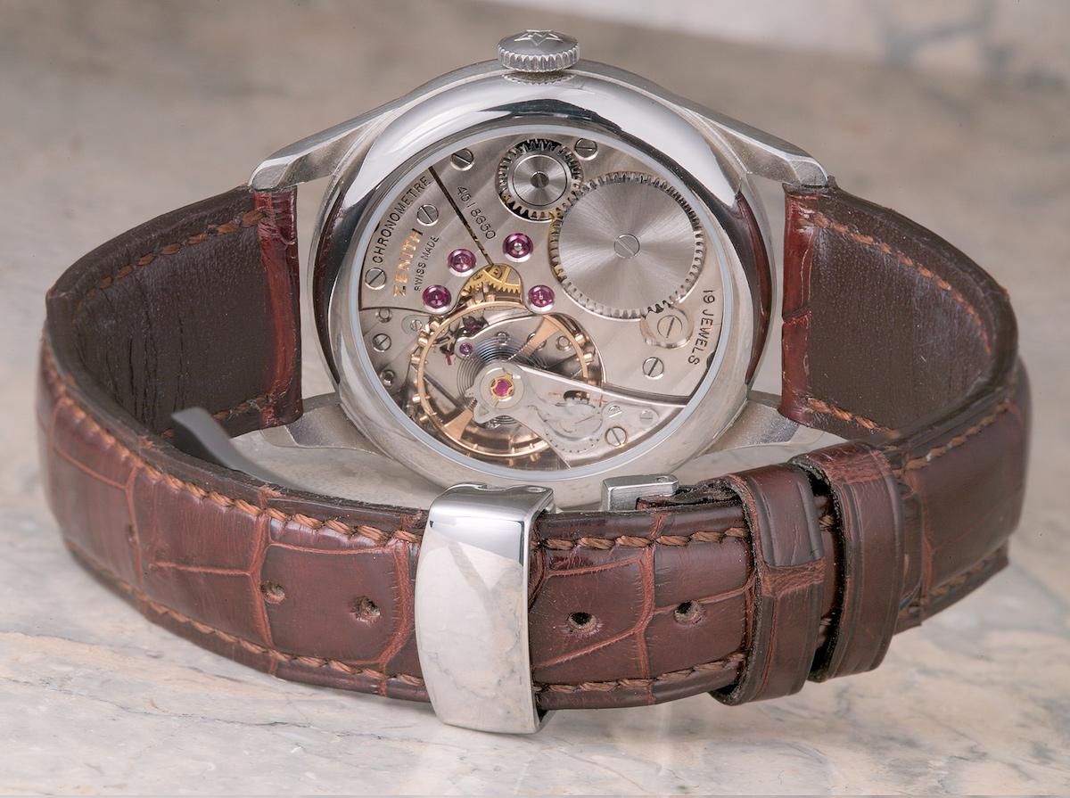 zenith calibre 135 chronometer - 10
