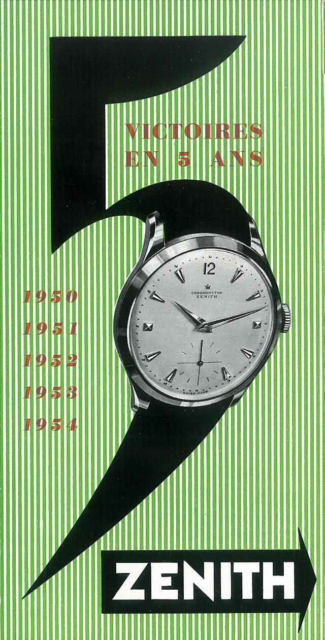 zenith calibre 135 chronometer - 12