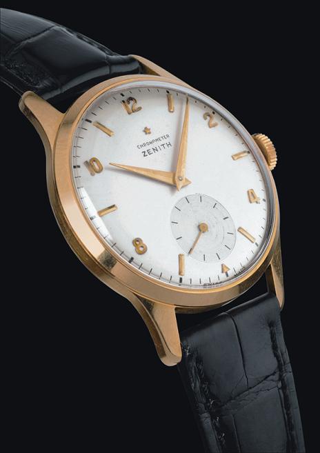 zenith calibre 135 chronometer - 6