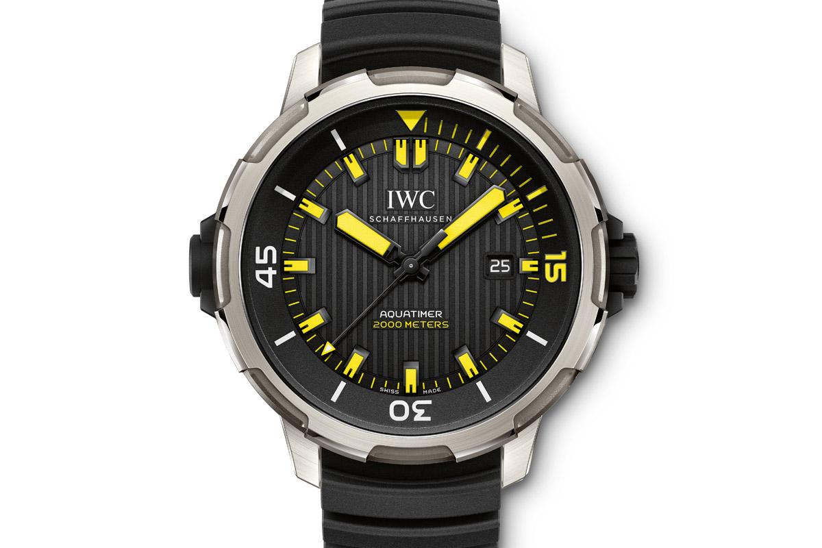 IWC Aquatimer Automatic 2000 (Ref. IW358001)