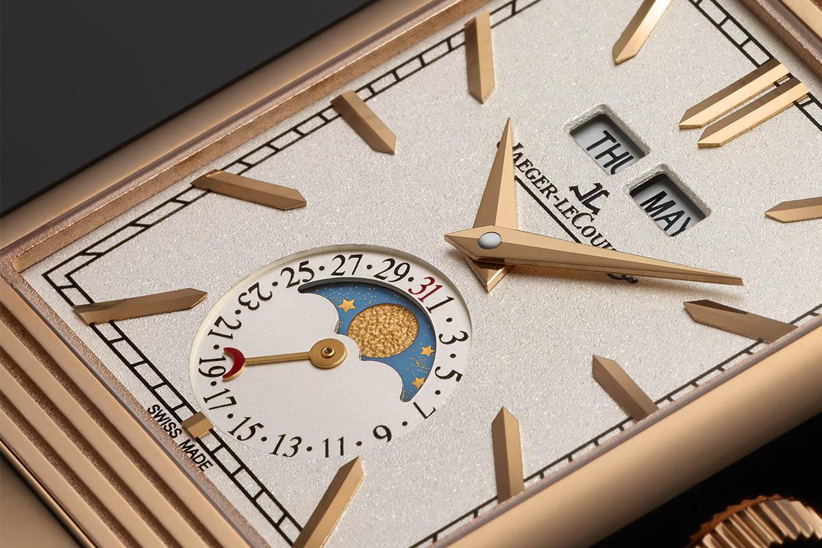 Jaeger-LeCoultre Reverso Tribute Calendar - 85th anniversary edtion