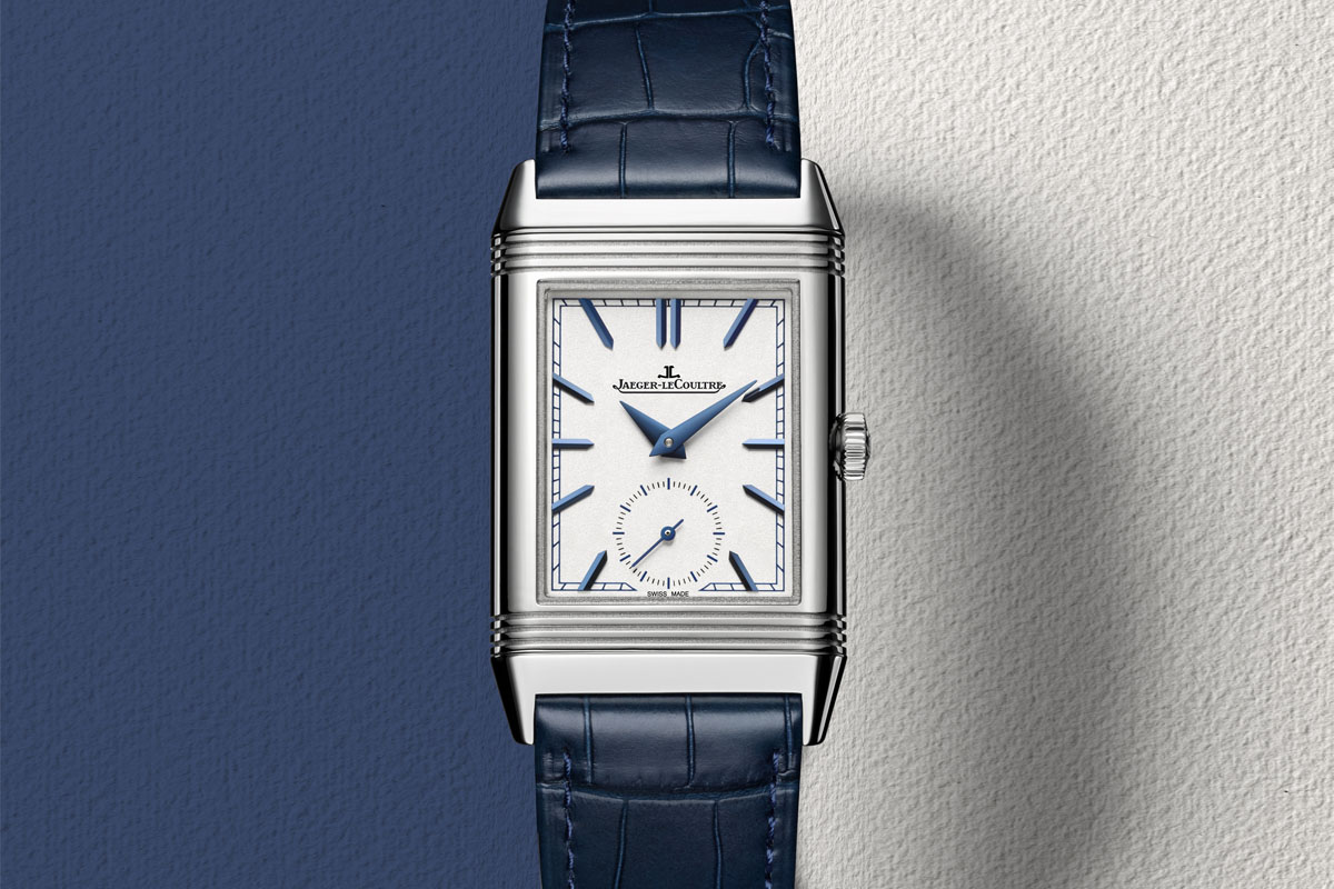 Jaeger-LeCoultre Reverso Tribute Duo - 85th anniversary edtion