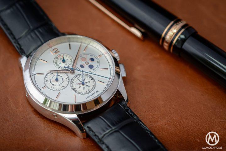 Montblanc Heritage Chronometrie Chronograph Quantieme Annuel