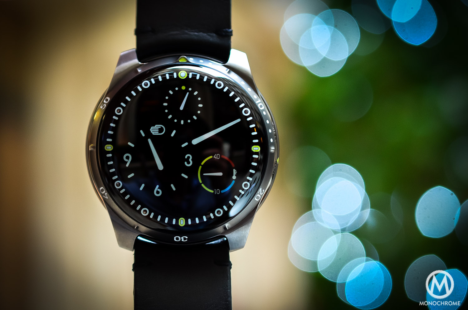 Ressence Type 5 - dive watch - 3