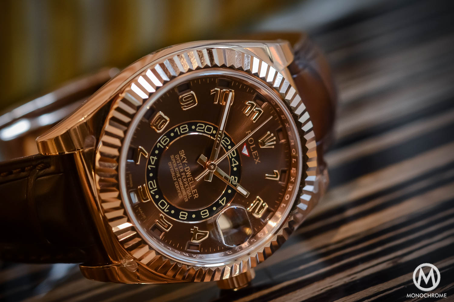 Rolex Sky Dweller Review Of The Most Complicated Rolex