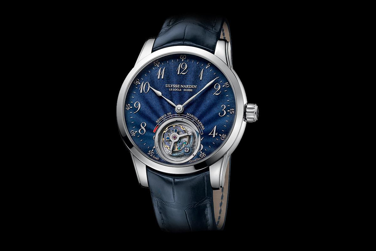 Ulysse Nardin Anchor Tourbillon replica watch