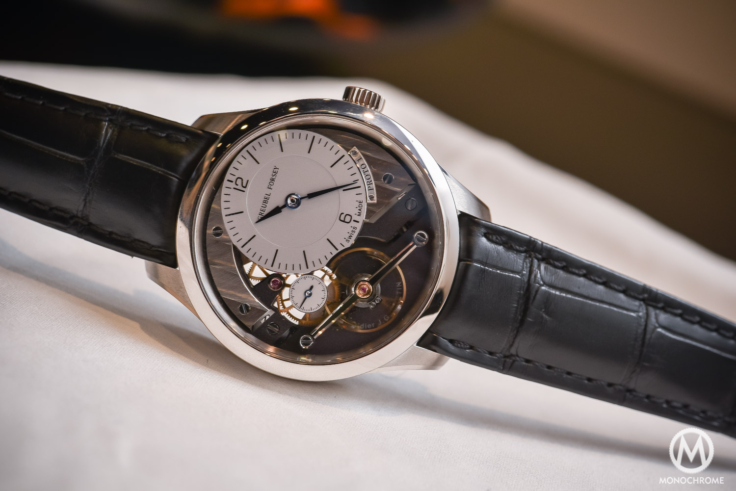 SIHH 2016 - Thoughts about the Greubel Forsey Signature 1