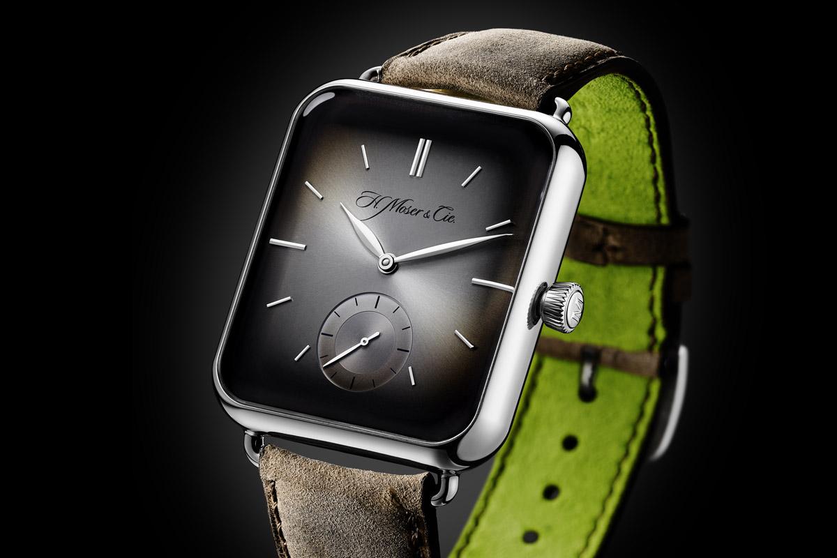 H. Moser & Cie Swiss Alp Watch - 1