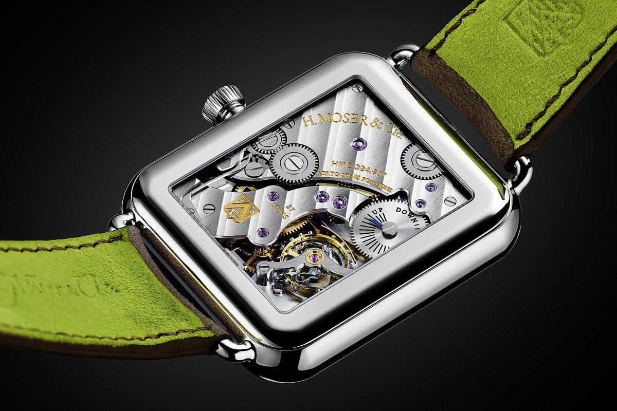 H. Moser & Cie Swiss Alp Watch - 2