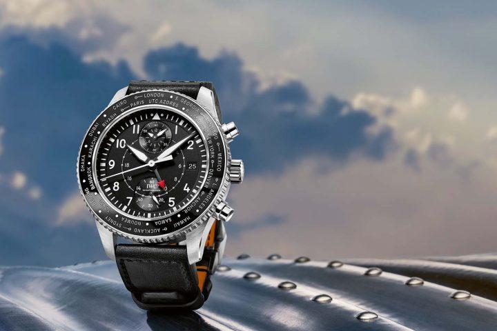 IWC Pilot's Watch Timezoner Chronograph IW395001