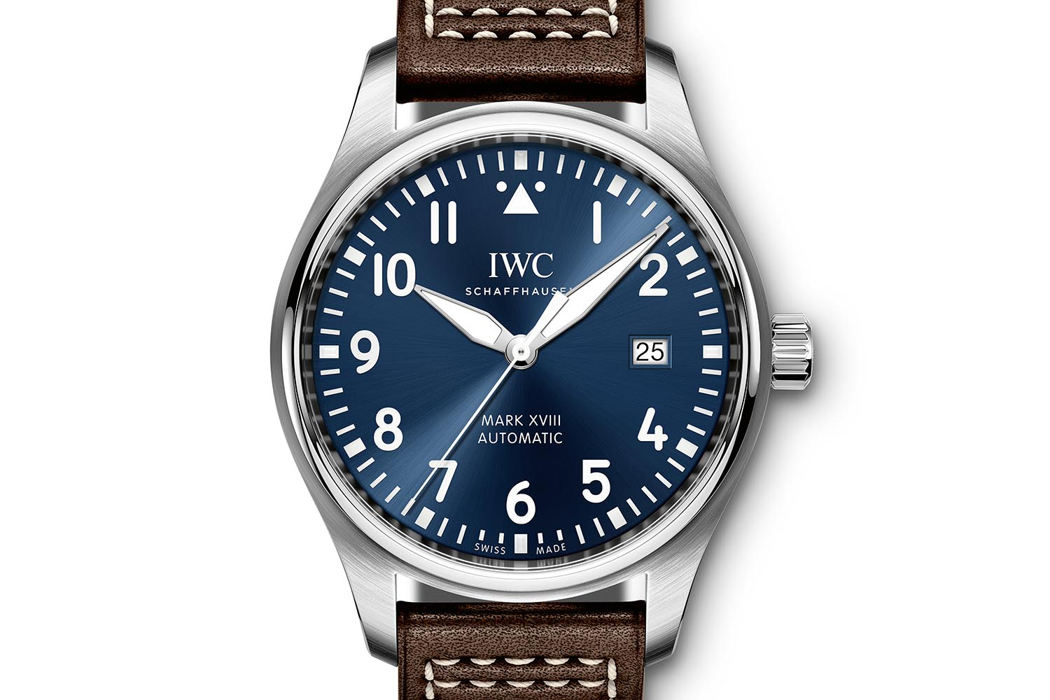 SIHH 2016 - The new IWC Pilot's Watch Mark XVIII