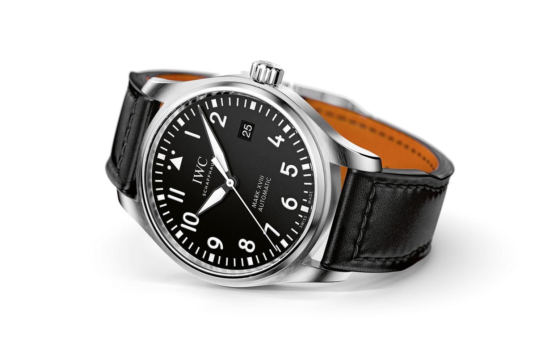 SIHH 2016 - The new IWC Pilot's Watch Mark XVIII