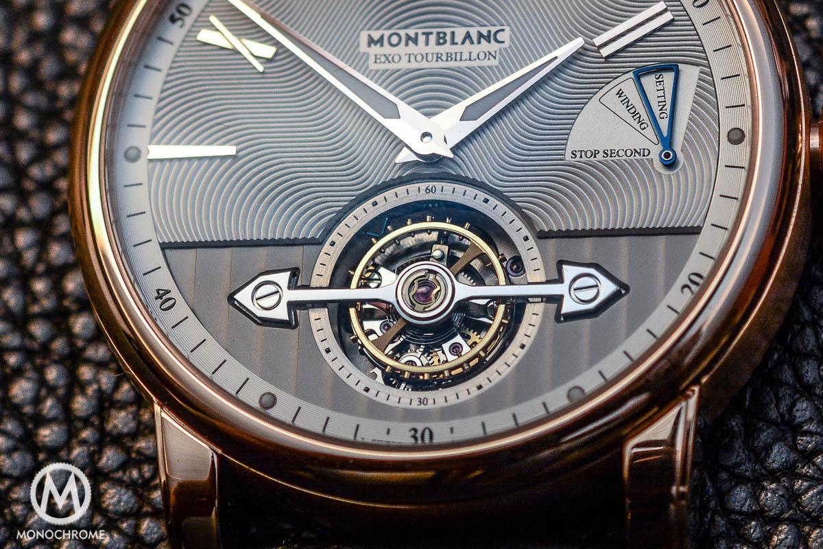 SIHH 2016: Introducing the Montblanc 4810 ExoTourbillon ...