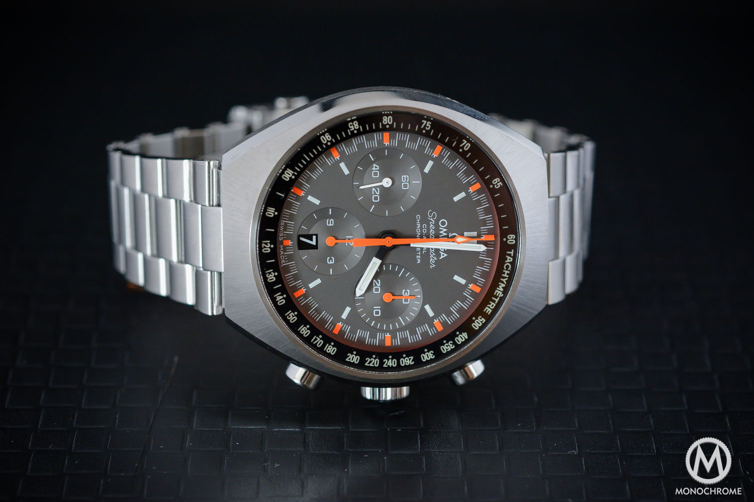 Watch review: Omega Speedmaster MKII advise