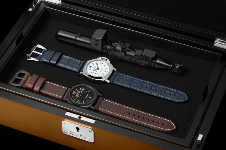 Panerai Luminor 8-Days set