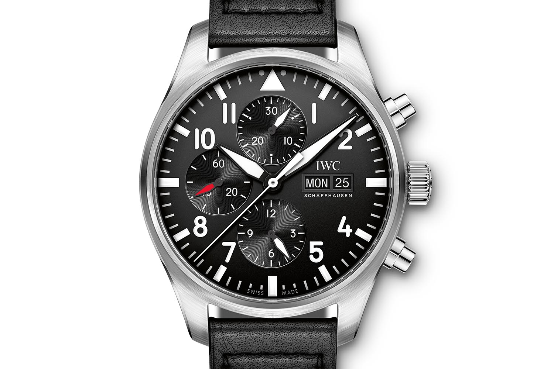 IWC Pilot's Watch Chronograph IW377709 - SIHH 2016