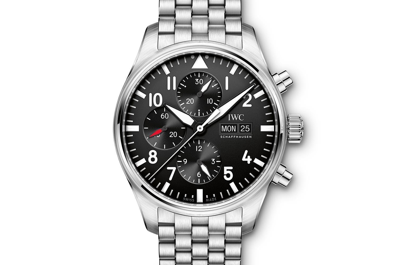 IWC Pilot's Watch Chronograph IW377710 - SIHH 2016
