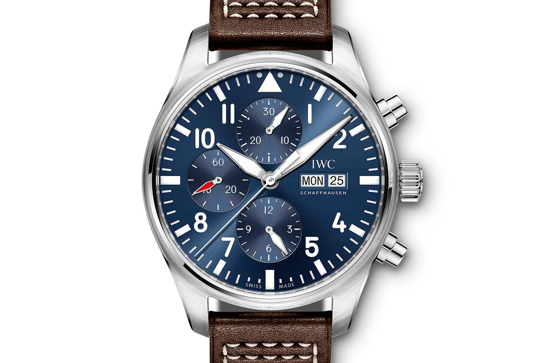 IWC Pilot's Watch Chronograph Petit Prince IW377714 - SIHH 2016