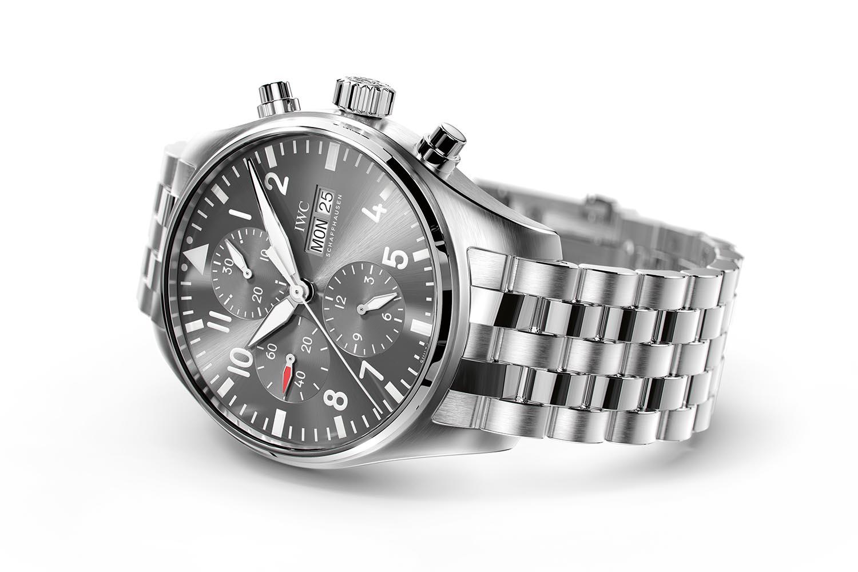 IWC Pilot's Watch Chronograph Spitfire IW377719 - SIHH 2016