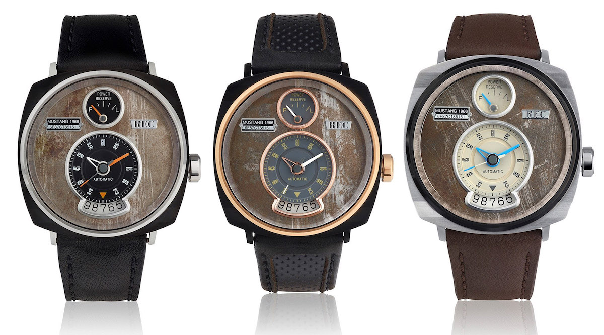 Rec Watches P51 The Successful Story Of A Kickstarter Launch Monochrome Watches