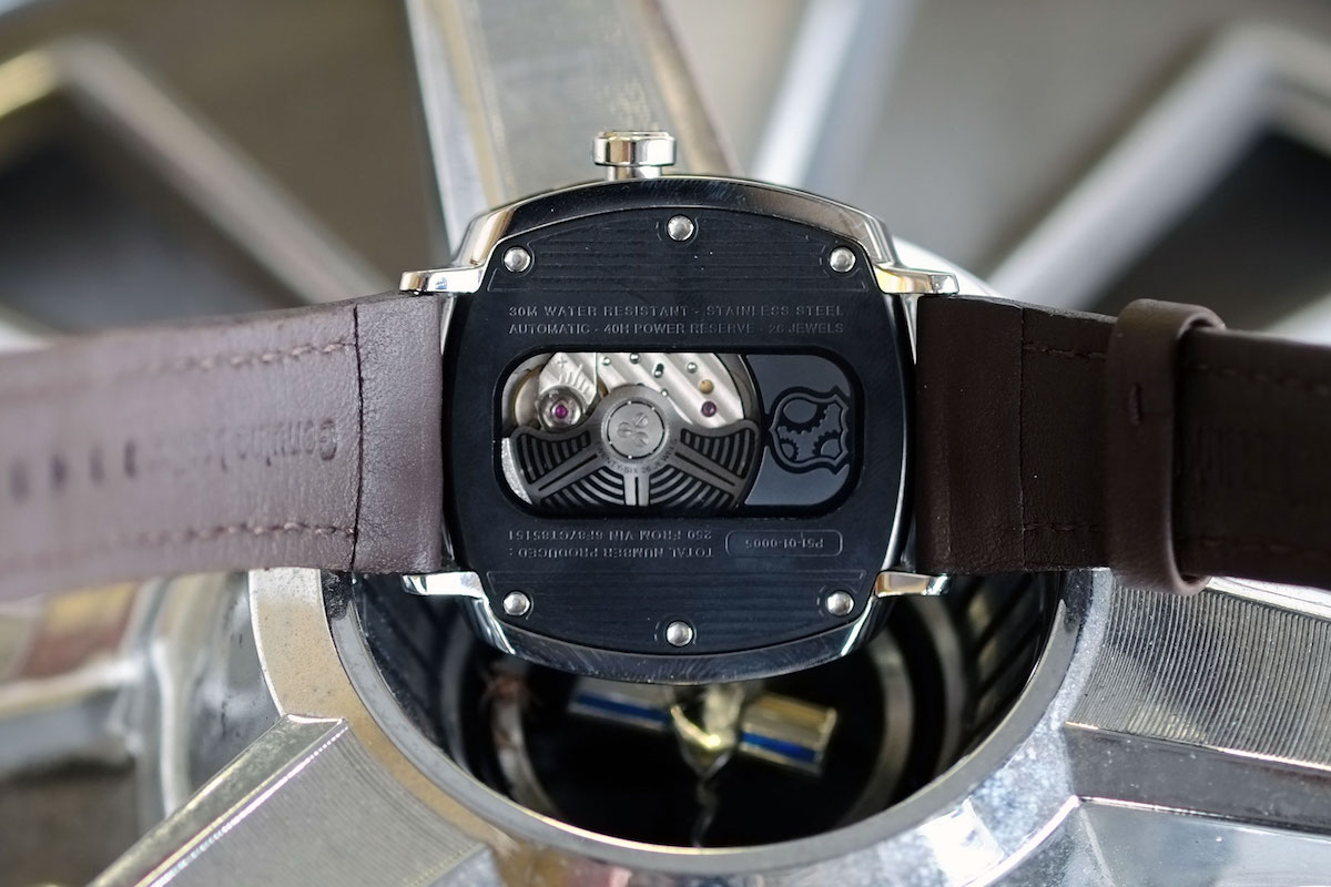 rec watches p51 the successful story of a kickstarter